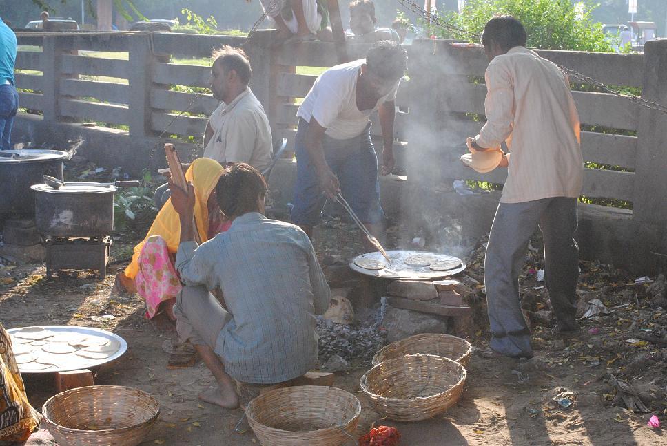 Pics from the satyagraha - 2 Oct 2010 - 12
