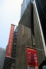 NYC - American Folk Art Museum