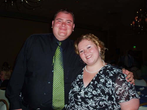 Brandon and Lisa