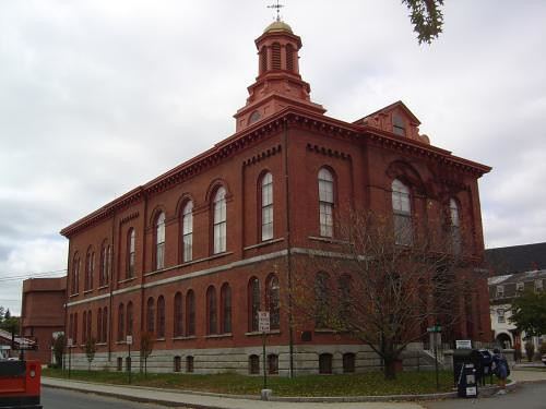 Cheshire County Courthouse