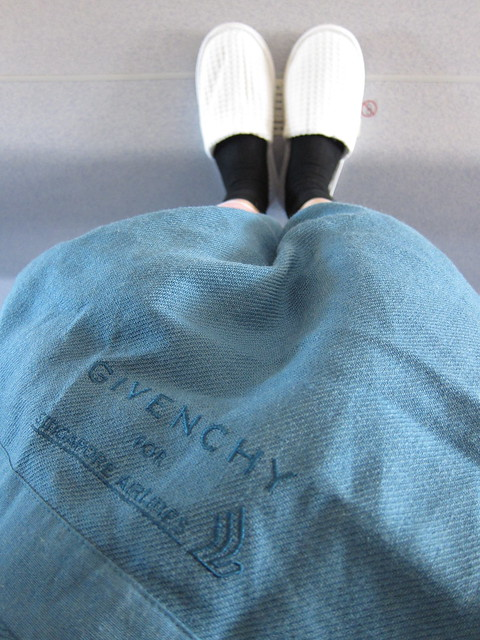 Givenchy blanket
