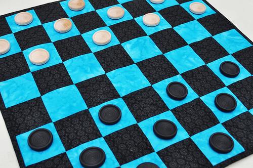 Checker board.