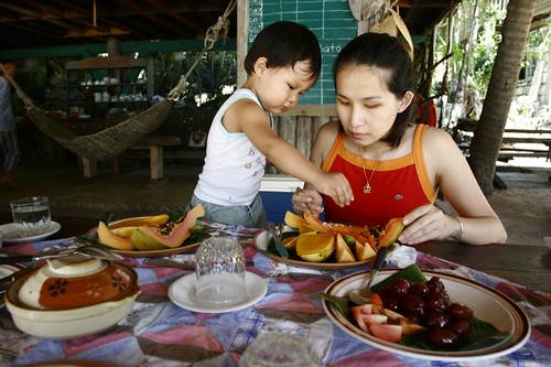 Isla Naburot Breakfast - 6