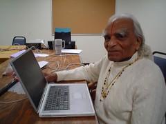 Iyengar blogger