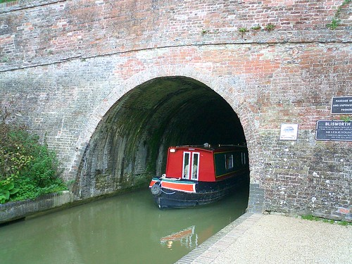 Blisworth Tunnel, south entrance