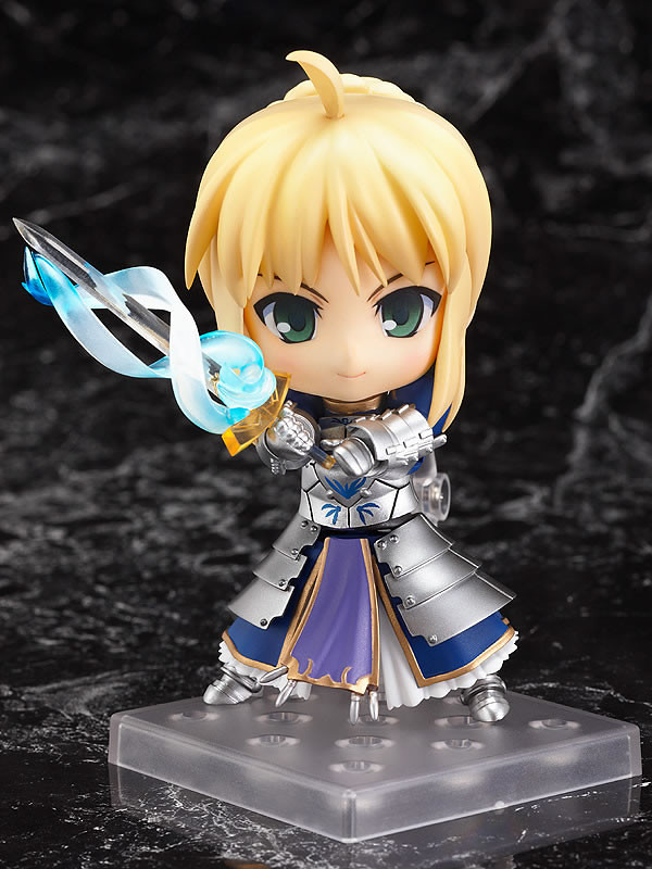 Nendoroid Saber Super Moveable Edition - 04