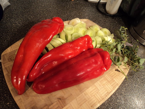 Sweet tooth peppers