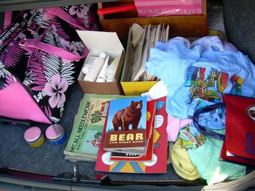 Junk In My Trunk 6-16-07