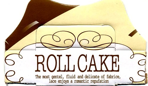 roll cakesent by you.