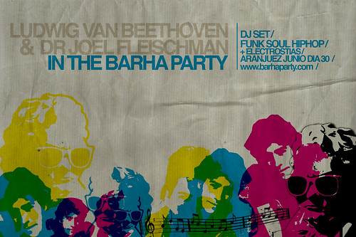 FLYER BARHA PARTY