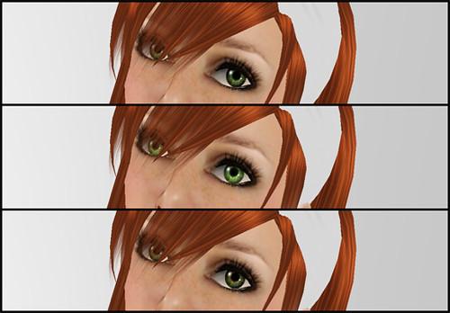 simtropia eyes green
