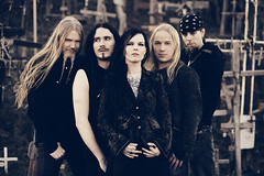 Nightwish, photo by Ville Akseli