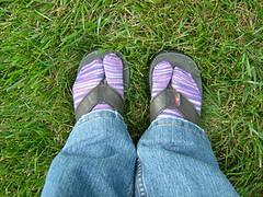 Flip-flop Socks