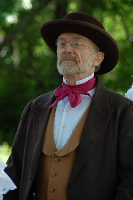 Civil War Era Gentleman