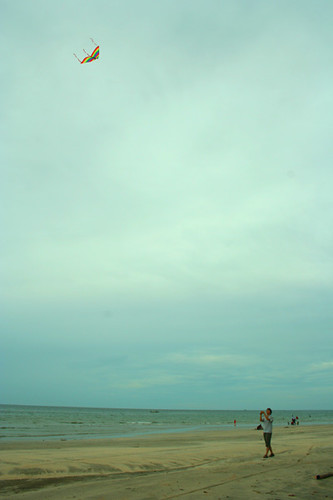 Kiting @ Black Stone Beach_Me1