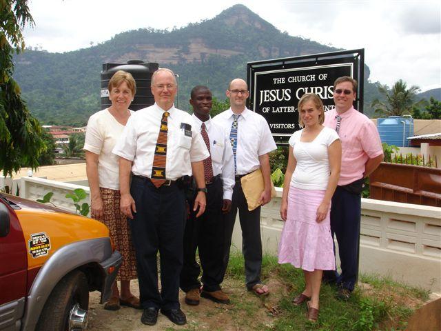 Ghana Mission 706
