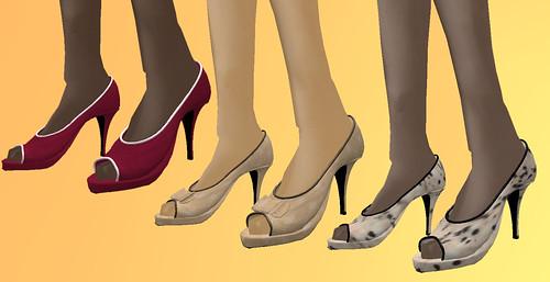 Maitreya Shoes