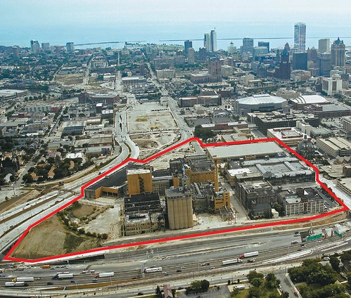 Pabst Brewery Site