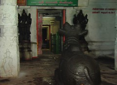 Entrance to Sanctum Sanctorum