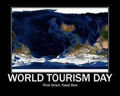 World Tourism Day is September 27