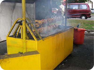 Ayam golek
