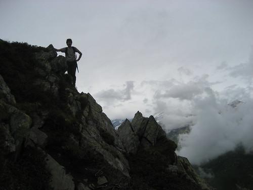 Sulla cresta N