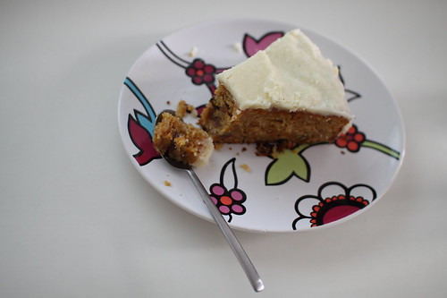 cake a la carotte