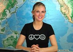Amanda Congdon, formerly of Rocketboom
