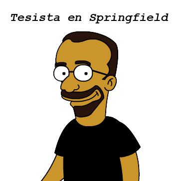 Tesista en Springfield