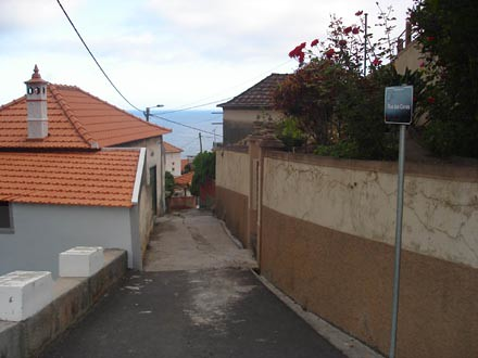 Rua das Covas