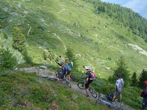 Chamonix to Zermatt 2006