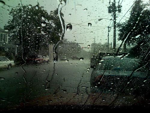 pioggia in florida