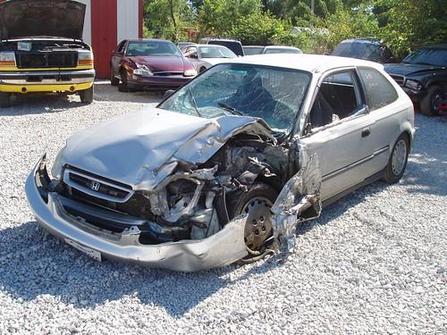Car post-crash