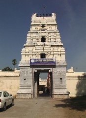 Outside view of Gopuram