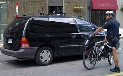 TPS Surveillance Van with Facial Recognition S...
