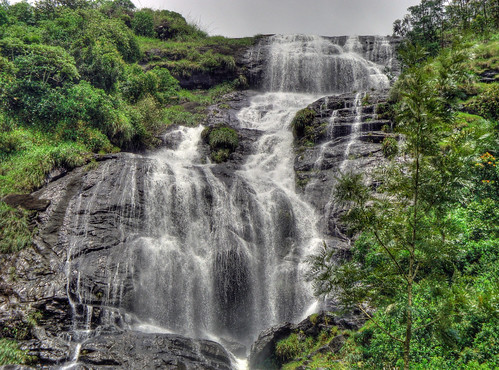 waterfall by Saad Faruque