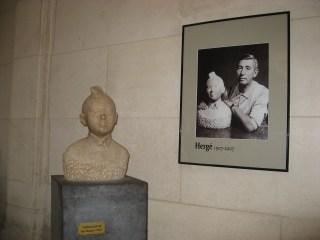 Brussels, comics museum