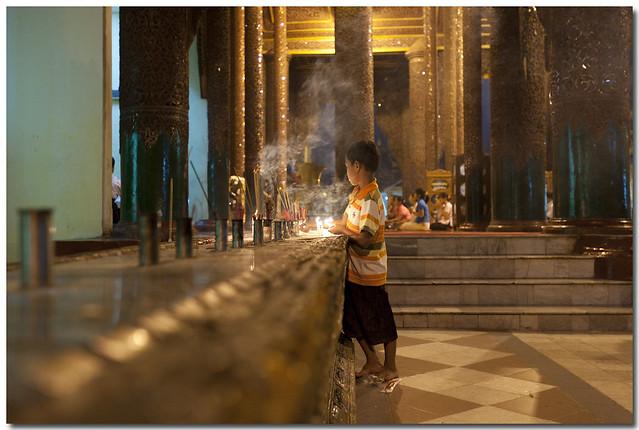 Schwedagon Paya