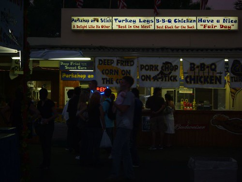 Food booth