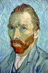Paris - Musée d'Orsay: Vincent Van Gogh's Port...