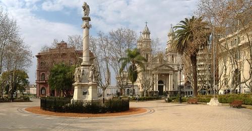 Plaza 25 de Mayo, Rosario, Argentina