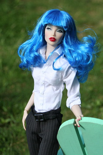 Goldie Blue