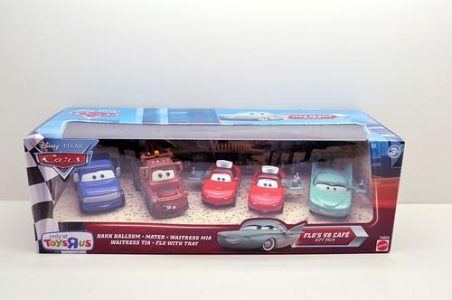 disney cars tru flos v8 cafe 5 pack (1)
