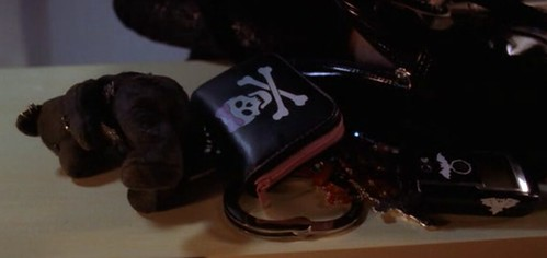 Contents of Abby's handbag