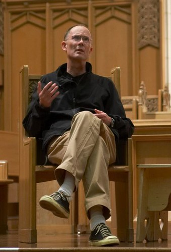 William Gibson Image credit jbach on Flick'r