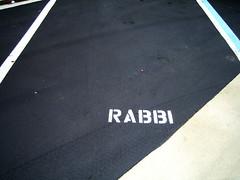 Rabbi Parking
