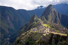 Machu Picchu (The Lost City of the Incas)