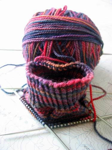 Monkey Sock #2