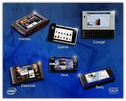 Intel MID 2008