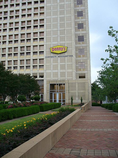 Denny's plaza